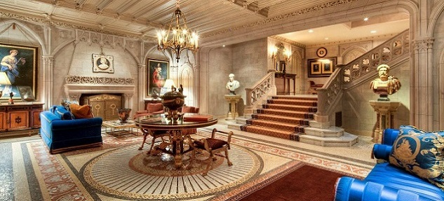 Woolworth Mansion The most expensive homes: Woolworth Mansion in New York City The most expensive homes Woolworth Mansion in New York City1