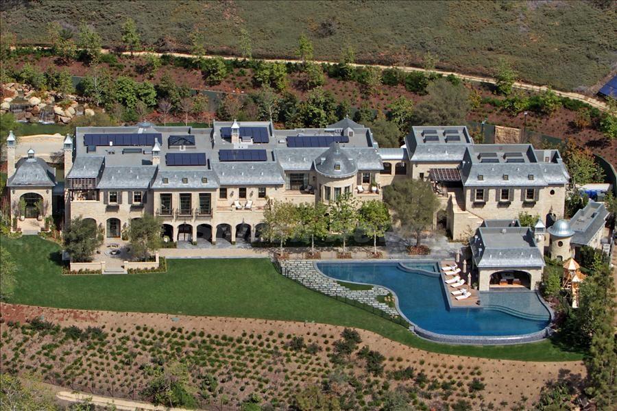 gisele bundchen Gisele Bundchen and Tom Brady's home in Los Angeles capa LA