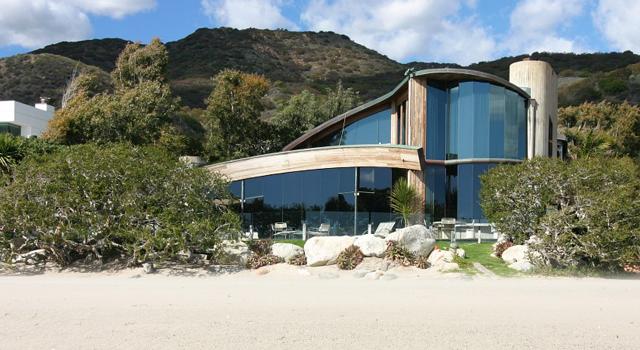 Segel House By John Lautner Segel House By John Lautner capaLAhomes1