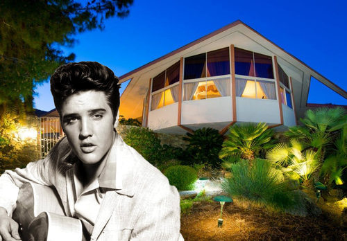 Elvis's Palm Springs House of Tomorrow Asking $9.5 Million Elvis's Palm Springs House of Tomorrow Asking $9.5 Million LaderaCir 046 copy