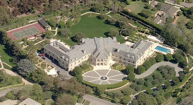 Celebrity Homes Top 10 Most Expensive Celebrity Homes Top 10 most expensive celebrity homes