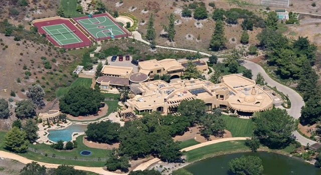 most famous The Most Famous Celebrity Homes of All Time the most famous celebrity homes of all time will smith1