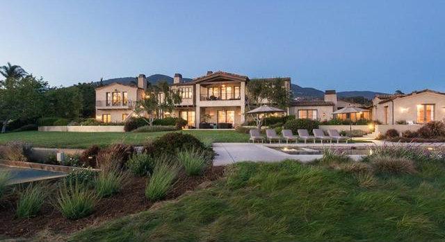 Lady Gaga New Malibu Mansion