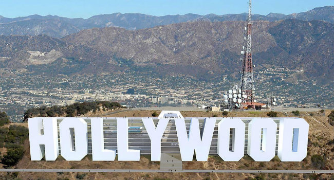 Los Angeles Real Estate Hollywood Sign Hotel Hollywood Sign Hotel by Bay Arch Hollywood Sign Hotel by Bay Arch Los Angeles Hollywood Sign