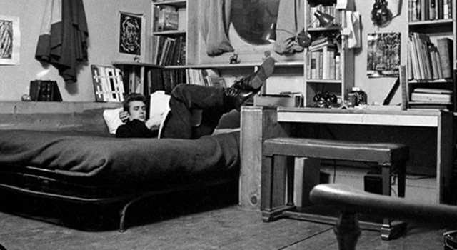 james-dean-new-york-apartment hollywood vintage Hollywood Vintage Mansions from the Top A-List james dean new york apartment1