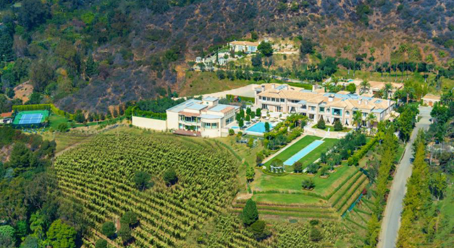1.Palazzo di Amore,Beverly Hills A tour through 'Palazzo di Amore' in Beverly Hills A tour through 'Palazzo di Amore' in Beverly Hills 1