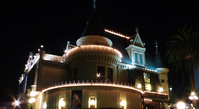 The Magic Castle home of AMA of Los Angeles The Magic Castle home of AMA of Los Angeles MagicCastleCOVER