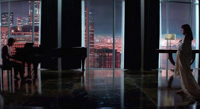 Virtual tour inside Christian Grey's Apartment - Part II Virtual tour inside Christian Grey's Apartment – Part II Virtual Tour inside Christian Greys Apartment Part II 39
