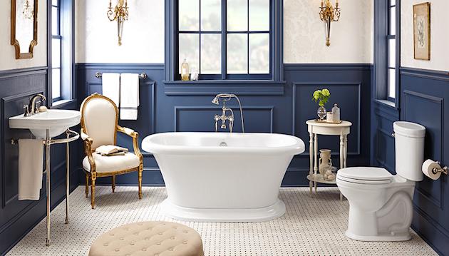 Top 15 Freestandings for Luxury Bathrooms Top 15 Freestandings for Luxury Bathrooms 0
