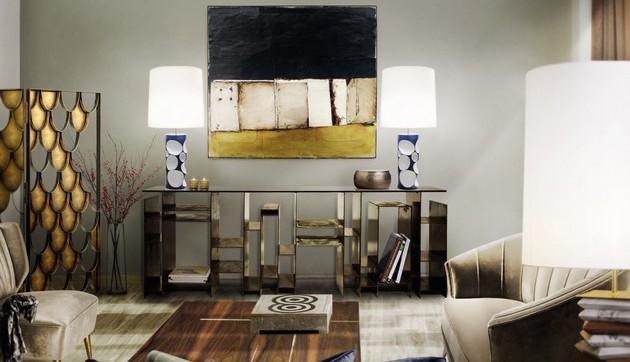 15 luxury living room ideas