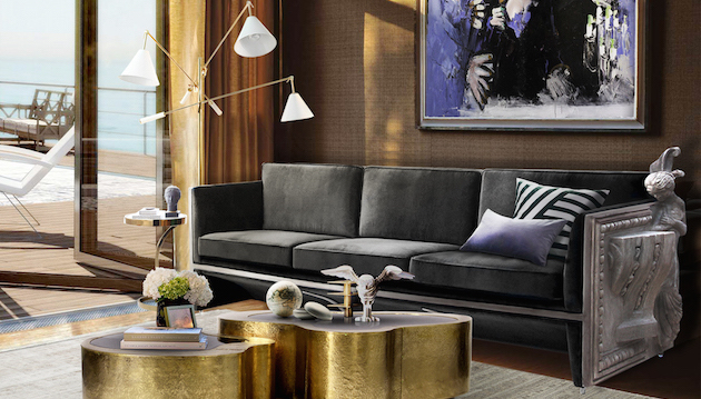 LIVING ROOM SETS THAT DESERVE AN OSCAR