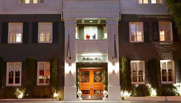 maison-140-hotel-redesigned-by-kelly-wearstler kelly wearstler Maison 140 Hotel redesigned by Kelly Wearstler maison 140 hotel redesigned by kelly wearstler