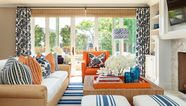 barclay butera interiors California Coastal Home by Barclay Butera Interiors Living room