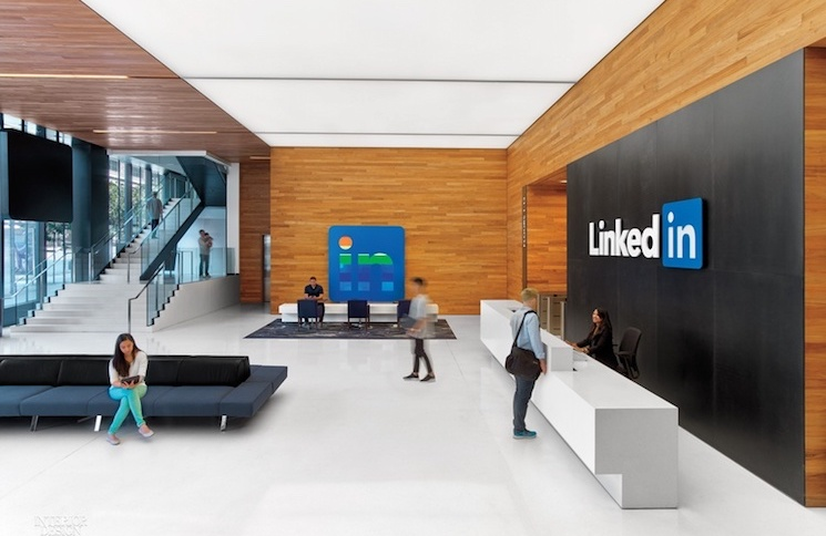 interior architects LinkedIn San Francisco Office by Interior Architects Linkedin 1