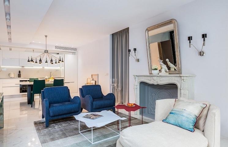 apartment in Paris Belle Nouvelle In A Modern And Eclectic Style Apartment In Paris apartment in paris
