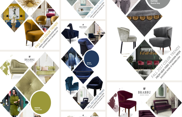 THE INSPIRING COLOR TRENDS THAT WILL SHAPE FALL 2017