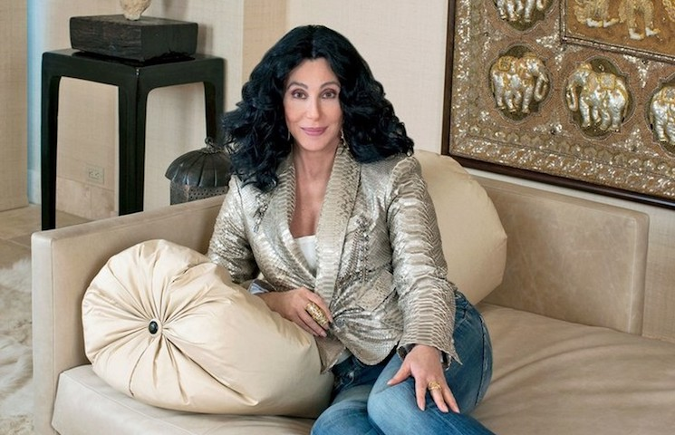 cher BE MESMERISED BY CHER'S ASTONISHING CALIFORNIA HOMES Chers Astonishing Californian Estates 5 1