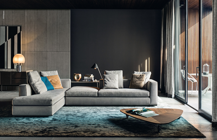 10 Minotti Projects For Major Interior Design Inspiration