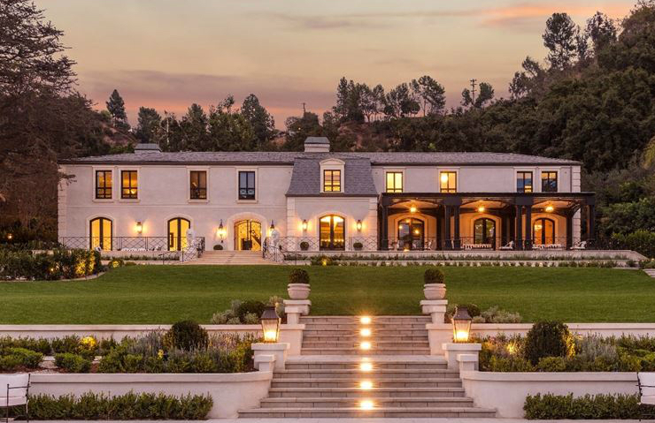 TOP 5 Luxury Homes for sale in LA