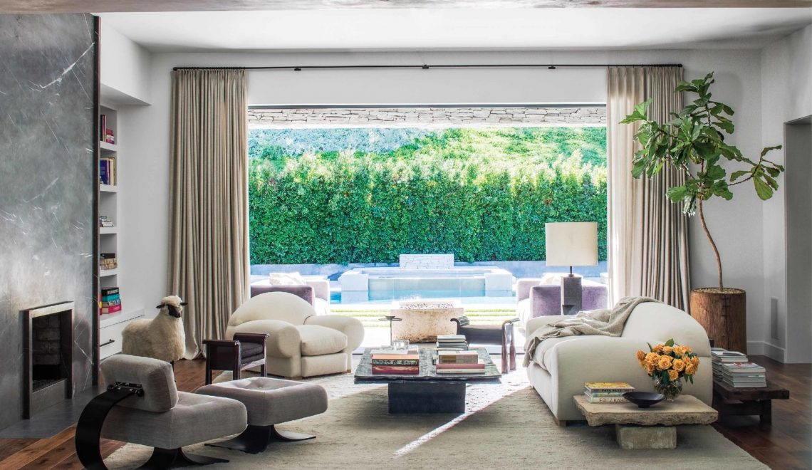 Kris Jenner Kris Jenner's Hidden Hills Home – A Dreaming Place to Live AD030119 KRIS JENNER 05 1140x660