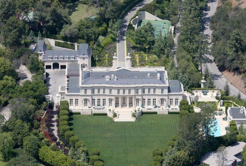Fleur de Lys, The Mansion Paradise in L.A.