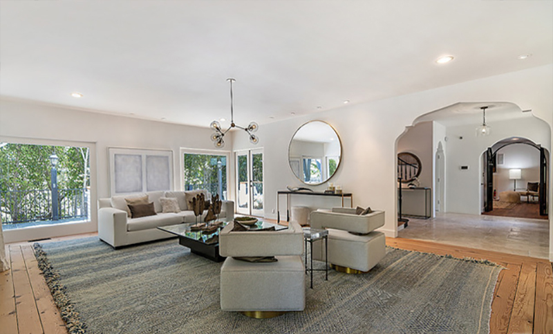 Beverly Hills House It's Now Listed By Jessica Alba