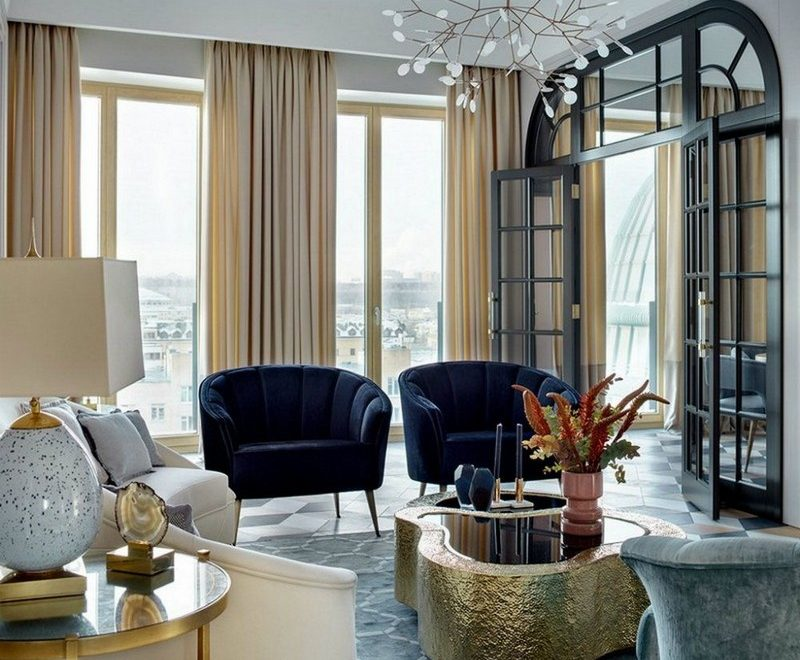 Fall In Love With With The Top 100 Interior Designers  – Part I
