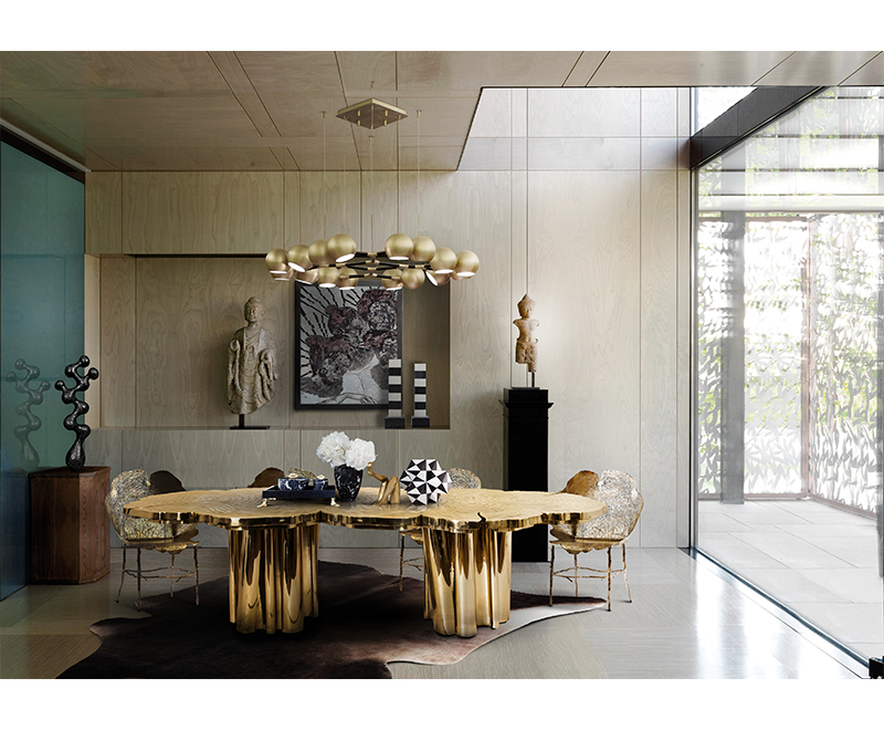 exquisite pieces Discover The Most Exquisite Pieces To Embellish Your Home fortuna dining table 04 boca do lobo 800x660