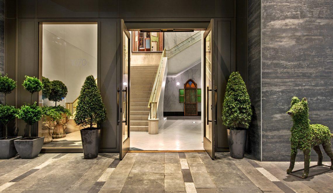 Rottet Studio, Hotel Alessandra, Hospitality Projects, classic sophistication, modern luxury style, hotel design