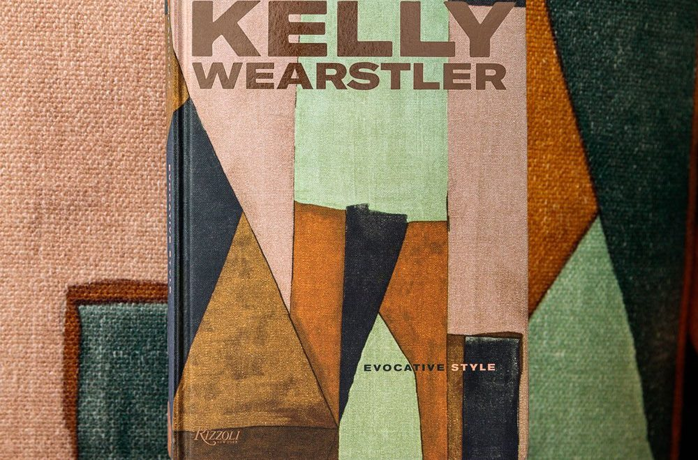 kelly wearstler Discover Kelly Wearstler's New Book: Evocative Style Discover Kelly Wearstlers New Book Evocative Style 4 1000x660