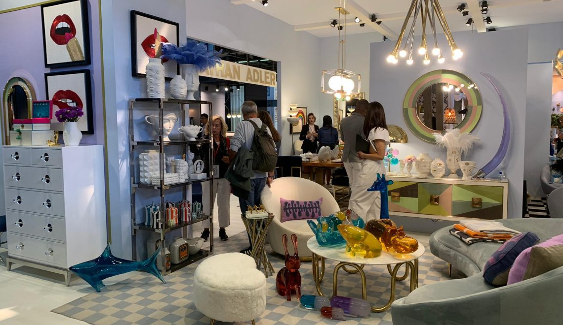 Jonathan Adler, The Star Showcase At Maison Et Objet 2019