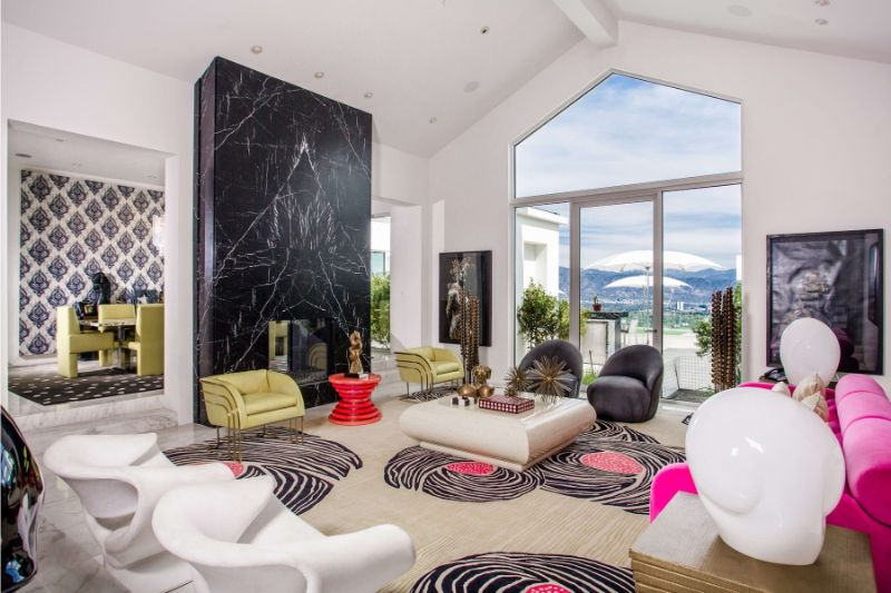 Gwen Stefani's Mansion by Kelly Wearstler Has Been Sold
