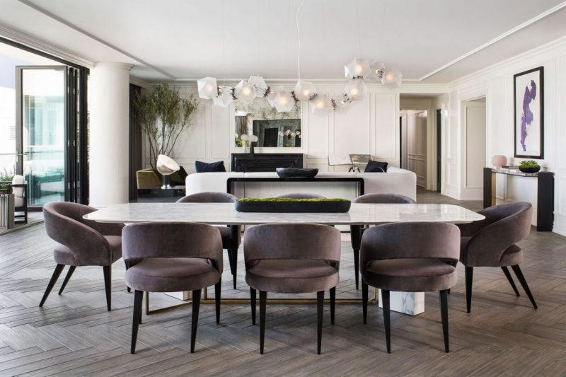 sfa design Meet This Luxury Penthouse In Hollywood By SFA Design Meet This Luxury Penthouse In Hollywood By SFA Design 3 e1571144787973