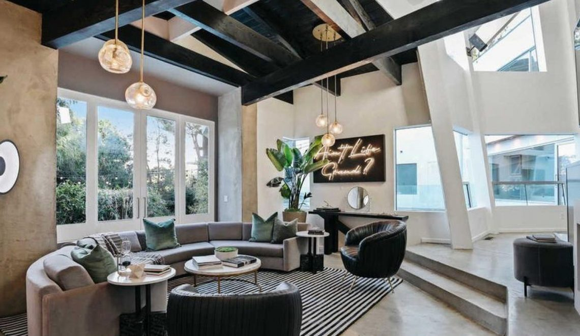 Halsey Listed Her Hollywood Hills Mansion For $2.5 Million