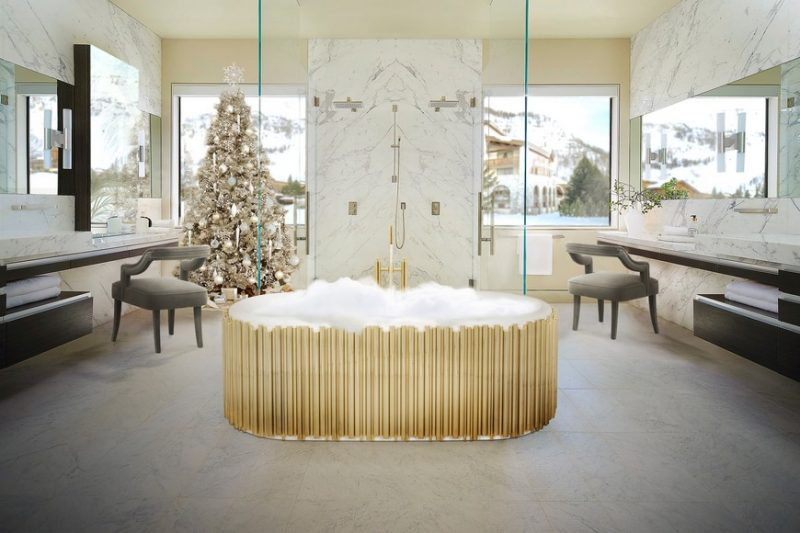 bathroom transformations Upgrade Your LA Home With Christmas Inspired Bathroom Transformations Upgrade Your LA Home With Christmas Inspired Bathroom Transformations