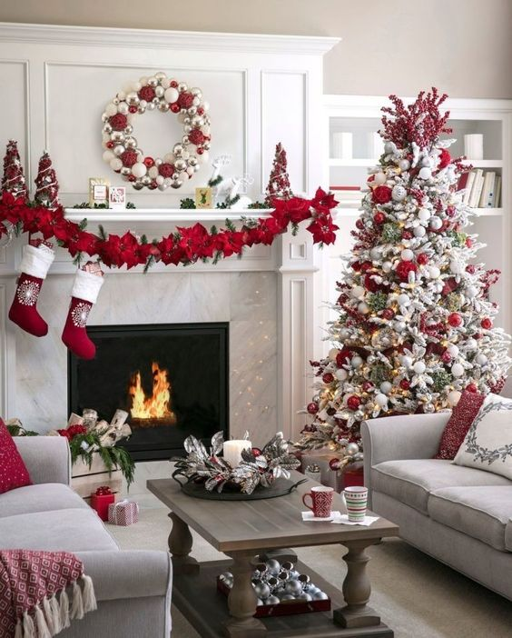 christmas Best Christmas Ideas and Inspiration for Your Home 13