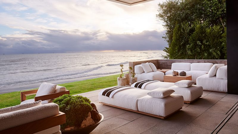 calvin klein Gaze At Calvin Klein's Co-Founder Beachfront Santa Barbara Home Gaze At Calvin Kleins Co Founders Beachfront Santa Barbara Home e1576497536667