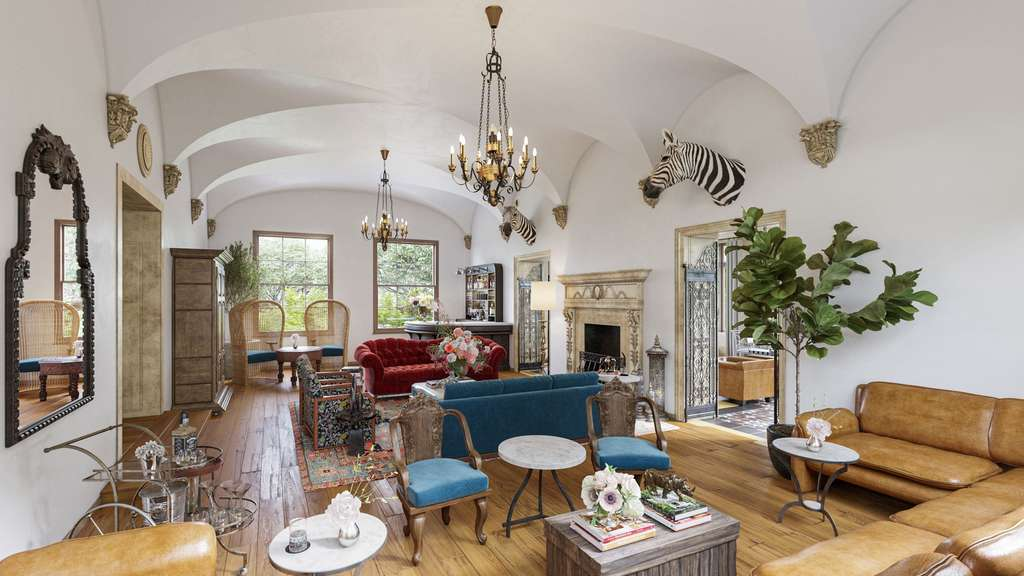 Commodore Perry Estate Opening Spring 2020