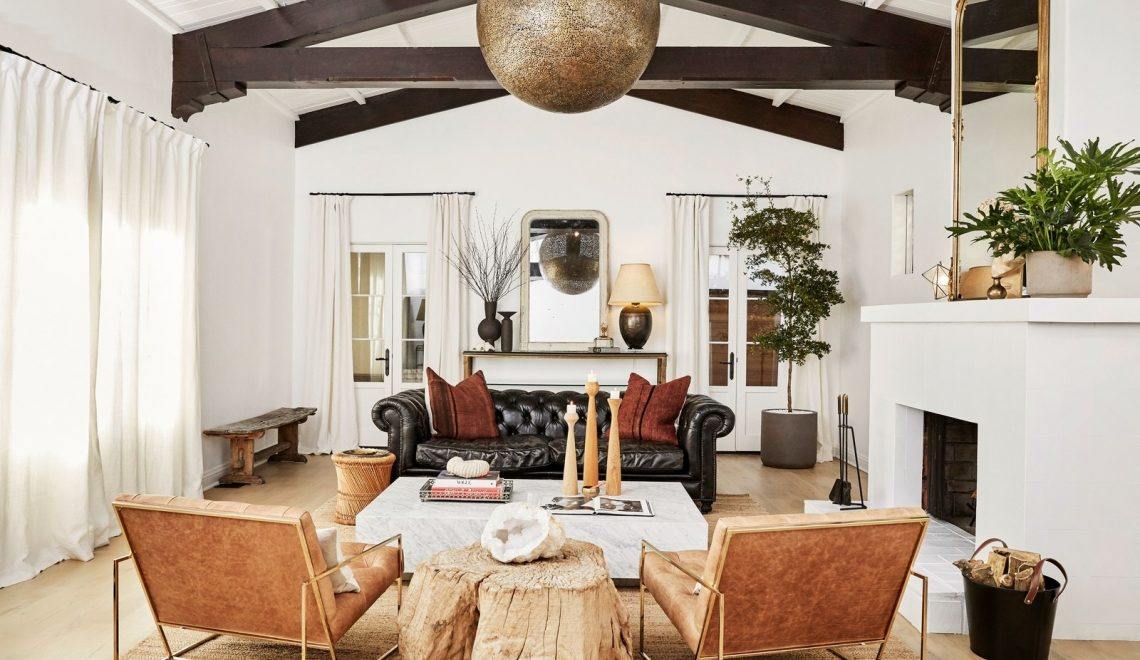 Los Angeles Homes: Meet Shay Mitchell's Redecorated Oasis