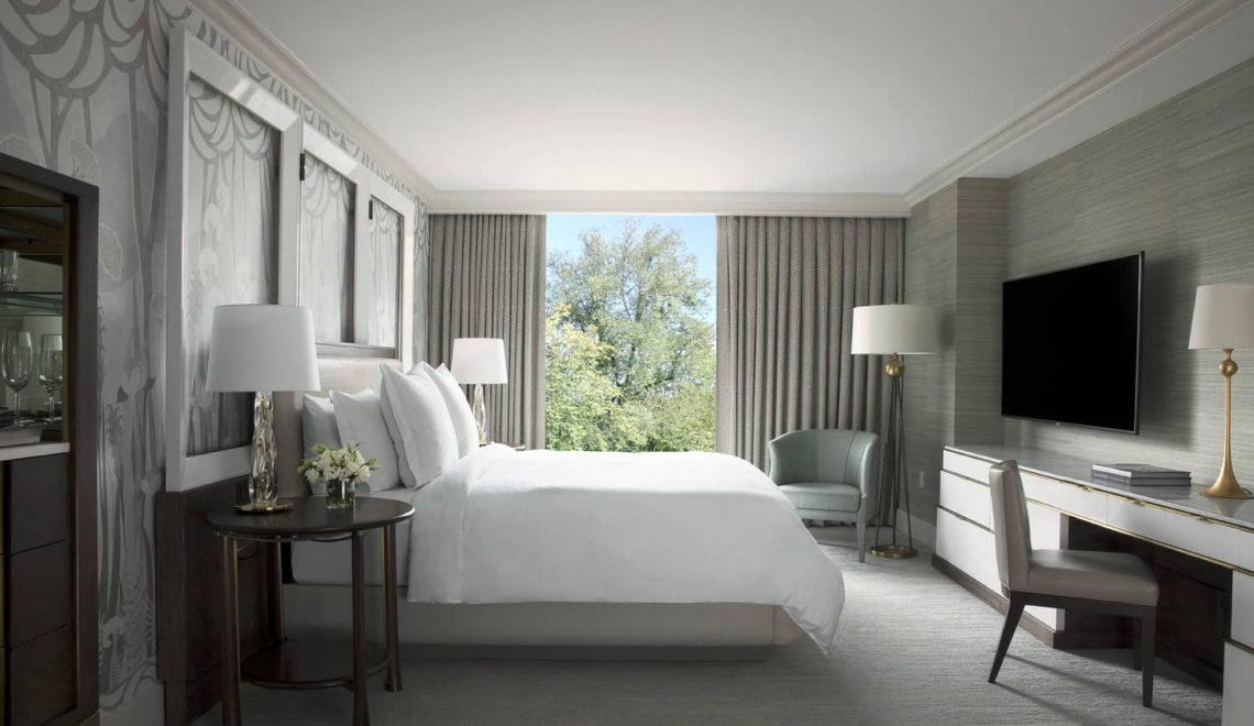 BAMO Interior Design: Take a look at Four Seasons Hotel Boston